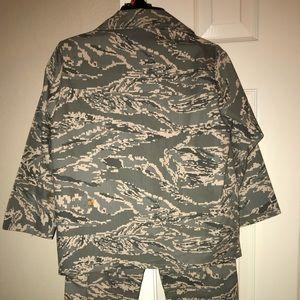 bb76b4c8f4880 Trooper clothing Costumes | Kids Air Force Abu Uniform 3 Piece Set ...